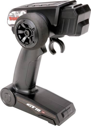 Reely Hiker SFX Brushed 1:18 RC Modellauto Elektro Crawler Allradantrieb RtR 2,4 GHz inkl. Soundmodul, Inkl. Akku und La