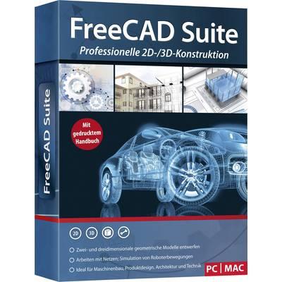 freecad suite vollversion 1 lizenz windows mac cad. Black Bedroom Furniture Sets. Home Design Ideas
