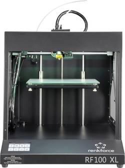 3D tiskárna Renkforce RF100 XL R2 včetně náplně