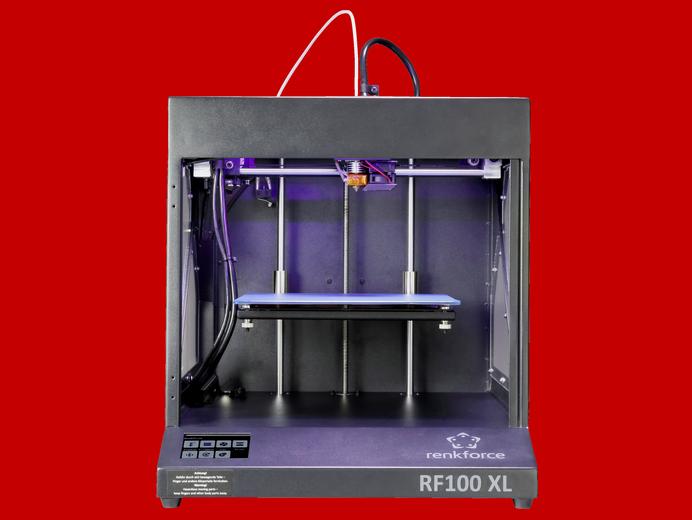 RF100XL reduziert %