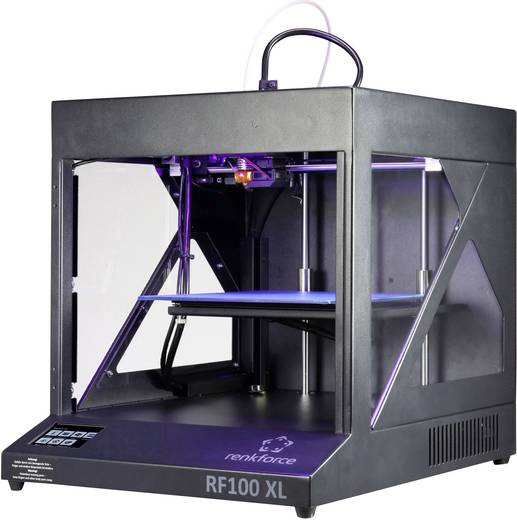 Renkforce RF100 XL 3D Drucker inkl. Filament