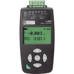 Multifunkční datalogger Chauvin Arnoux L452 s měřením napětí a proudu