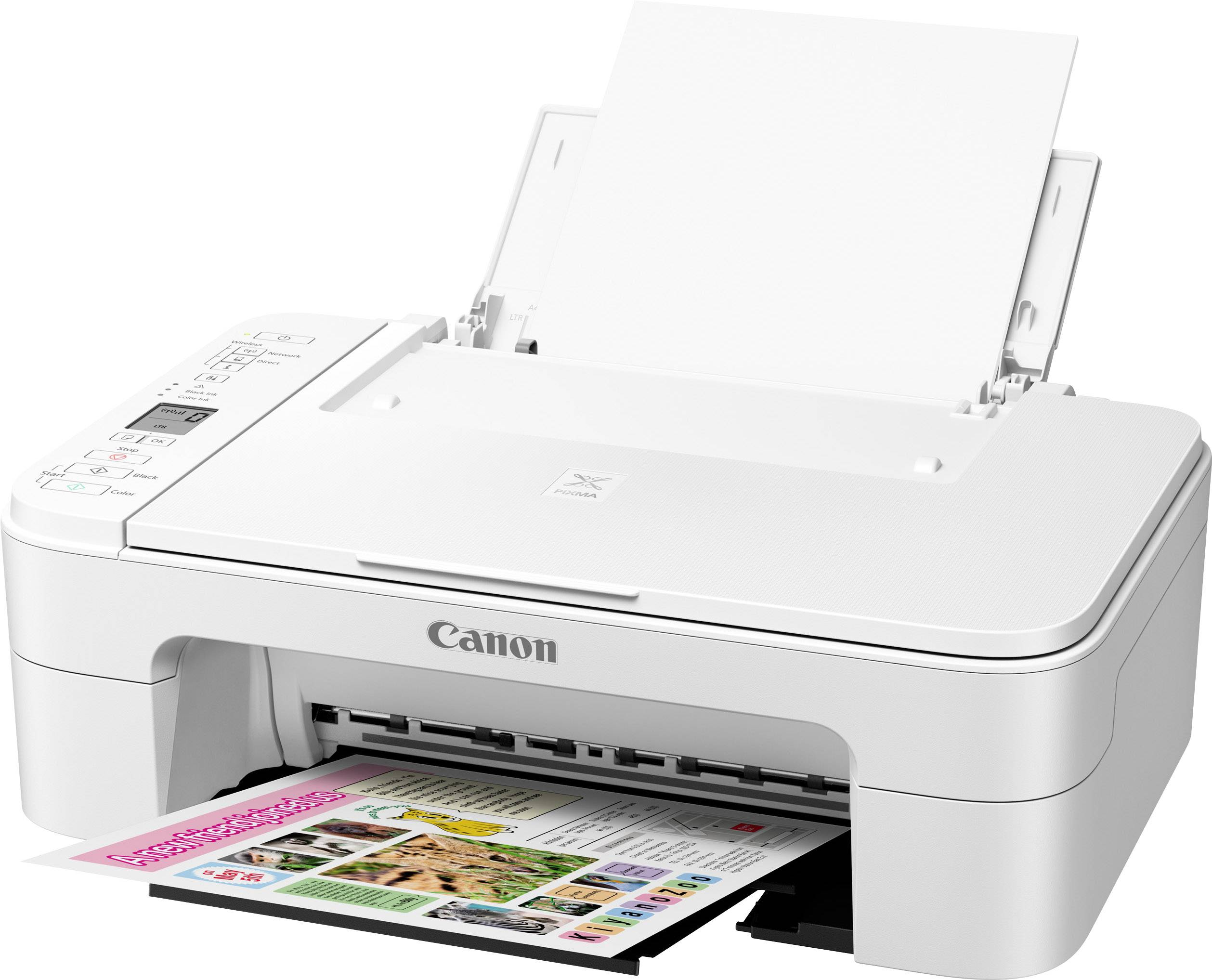 Canon pixma ts3151 tintenstrahl multifunktionsdrucker a4 for Drucker scanner kopierer