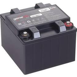 Olovený akumulátor EnerSys Genesis 12EP26 G26EP 0765-2001, 26 Ah, 12 V