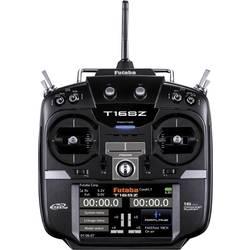 Ručné diaľkové ovládanie Futaba T16SZ Mode 1, 2,4 GHz, Kanálov 16, vr. prijímača