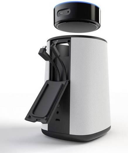 docking lautsprecher ninety7 vaux grau passend f r. Black Bedroom Furniture Sets. Home Design Ideas