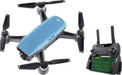 Chytrý dron DJI Spark Fly More Combo, Sky Blue, RtF, s kamerou