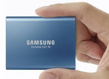 Kompakte Bauformen sind üblich bei SSDs