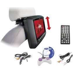 DVD prehrávač do opierok hlavy, 1x LCD Caliber Audio Technology MHD109
