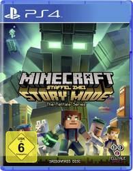 Minecraft Story Mode Season Season Pass Disc PS USK Kaufen - Minecraft spiele ps4