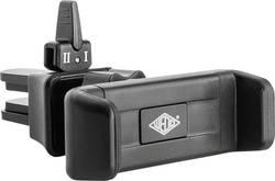 Uni držák pro smartphone, do mřížky autoventilátoru HP Autozubehör Clip It 6005101, černá