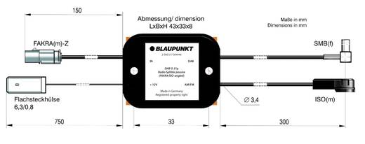 T89538 moreover Frankfurt Rcm 169 Blaupunkt moreover  further Auto Antennen Adapter Blaupunkt 1594542 in addition Radio Ausbau. on blaupunkt hamburg