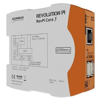 PLC Kunbus/Raspberry Pi controller module