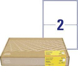 Image of Avery-Zweckform Versand-Etiketten, Adress-Etiketten 8018-300 199.6 x 143 mm Papier Weiß 600 St.