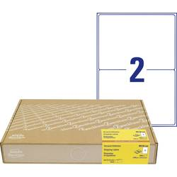 Image of Avery-Zweckform 8018-300 Etiketten 199.6 x 143 mm Papier Weiß 600 St. Permanent Versand-Etiketten, Adress-Etiketten