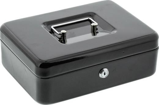 geldkassette burg w chter 10700 b x h x t 250 x 180 x 90 mm schwarz kaufen. Black Bedroom Furniture Sets. Home Design Ideas