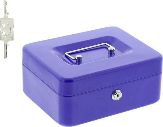 geldkassette burg w chter 10690 b x h x t 200 x 160 x 90 mm blau kaufen. Black Bedroom Furniture Sets. Home Design Ideas