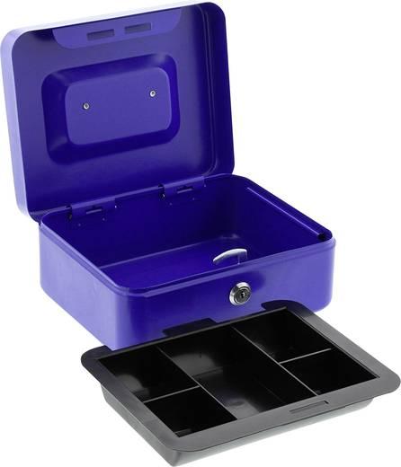 geldkassette burg w chter 10690 b x h x t 200 x 160 x 90 mm blau. Black Bedroom Furniture Sets. Home Design Ideas