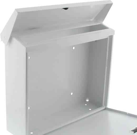 briefkasten burg w chter 61150 journal 5867 w stahlblech wei schl sselschloss kaufen. Black Bedroom Furniture Sets. Home Design Ideas
