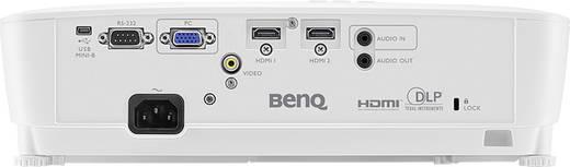 DLP Beamer BenQ W1050 Helligkeit: 2200 lm 1920 x 1080 HDTV 15.000 : 1 Weiß