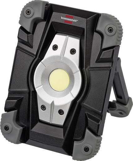 LED Arbeitsleuchte akkubetrieben Brennenstuhl 1173080 Akku LED-Arbeitsstrahler 10 W 1000 lm