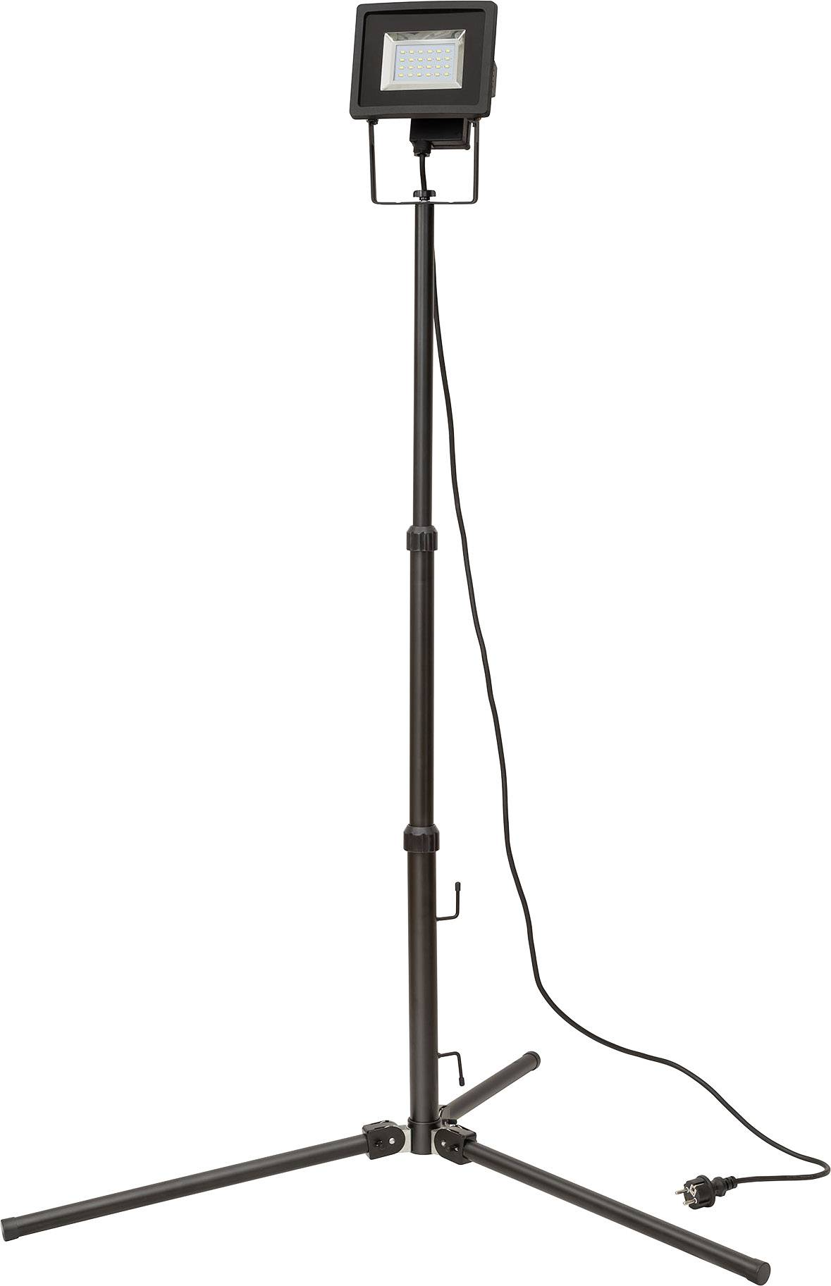 Relativ Brennenstuhl Stativ-LED-Leuchte LED-Baustrahler 12 W 950 lm GQ55