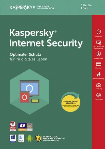 kaspersky lab internet security vollversion 3 lizenzen. Black Bedroom Furniture Sets. Home Design Ideas