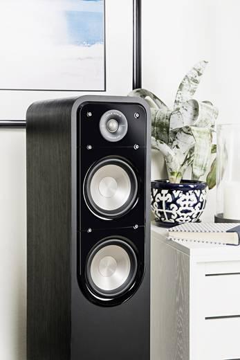 Polk Audio Signature S55 Standlautsprecher Schwarz 200 W 32 bis 40000 Hz 1 St.