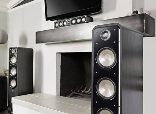 Polk Audio Signature S60 Standlautsprecher Schwarz 300 W 26 bis 40000 Hz 1 St.
