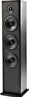 Polk Audio T50 Standlautsprecher Schwarz 150 W ...