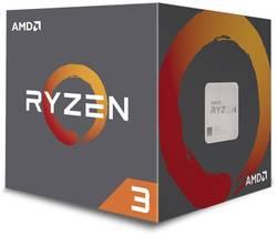 Image of Prozessor (CPU) Boxed AMD Ryzen 3 1200 4 x 3.1 GHz Quad Core Sockel: AMD AM4 65 W