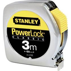 Zvinovací meter 3 m Stanley by Black & Decker Powerlock 0-33-218
