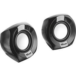 PC reproduktory Trust Polo Compact, káblový, 4 W, čierna