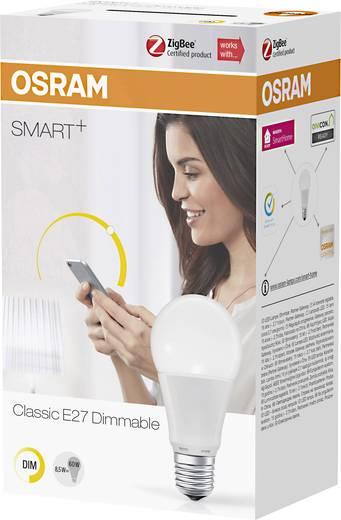 OSRAM Smart+ LED-Leuchtmittel (einzeln) E27 10 W EEK: A+ (A++ - E) Warm-Weiß