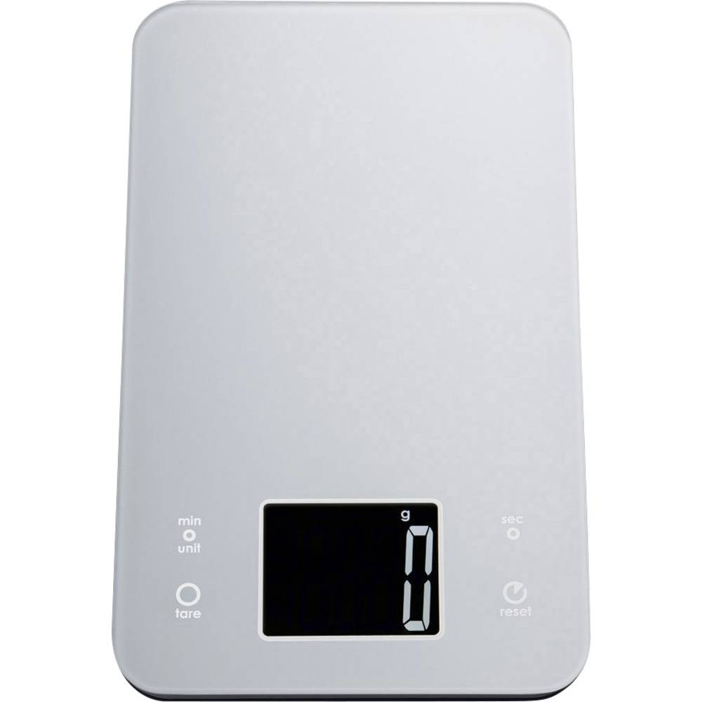 Digital kitchen scales ADE KE 1212 Mia Silver from Conrad Electronic UK