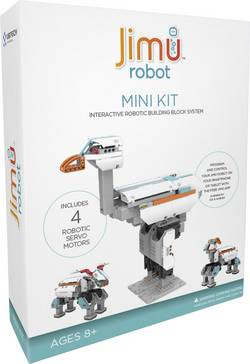 Stavebnice robota Ubtech Jimu Robot Mini Kit 80636