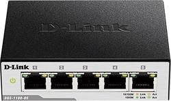 Image of D-Link 5-Port Gigabit Smart Switch Netzwerk Switch 5 Port 10 Gbit/s