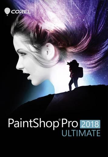 Corel PaintShop Pro 2018 ULTIMATE Upgrade, 1 Lizenz Windows Bildbearbeitung