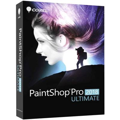 corel paintshop pro 2018 ultimate upgrade 1 lizenz. Black Bedroom Furniture Sets. Home Design Ideas