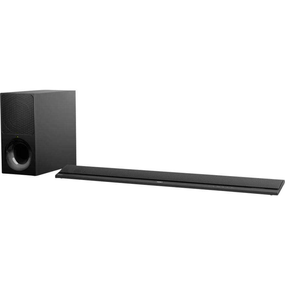 barre de son bluetooth avec subwoofer sans fil usb fixation murale wifi sony ht ct800 sur. Black Bedroom Furniture Sets. Home Design Ideas