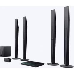 5.1 systém domácího kina s 3D Blu-ray Sony BDV-E6100 černá