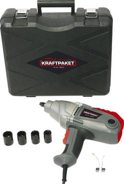 Rázový šroubovák Dino KRAFTPAKET KRAFTPAKET 500Nm 130210, 230 V