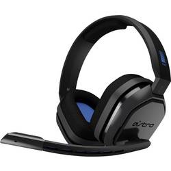 Image of Astro A10 Gaming Headset 3.5 mm Klinke schnurgebunden Over Ear Grau, Blau