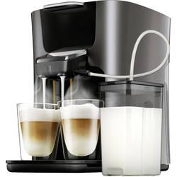 Kapslový kávovar SENSEO® HD6574/50 Latte Duo Plus HD6574/50, antracitová