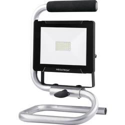 LED vonkajšie osvetlenie Megatron ispot® MT69032, 20 W, N/A, čierna, strieborná