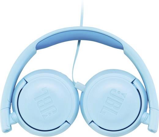 kinder kopfh rer jbl jr 300 on ear lautst rkebegrenzung blau. Black Bedroom Furniture Sets. Home Design Ideas