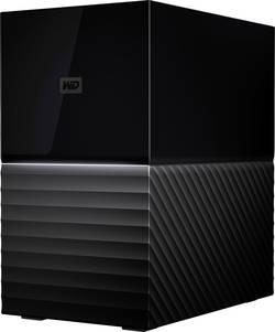 "Externí HDD 8,9 cm (3,5"") Western Digital My Book™ Duo, 6 TB, USB-C™ USB 3.1, USB 3.0, černá"