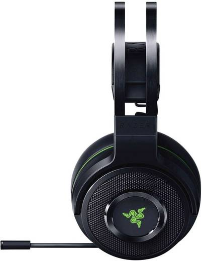 razer thresher ultimate gaming headset bluetooth schnurlos. Black Bedroom Furniture Sets. Home Design Ideas