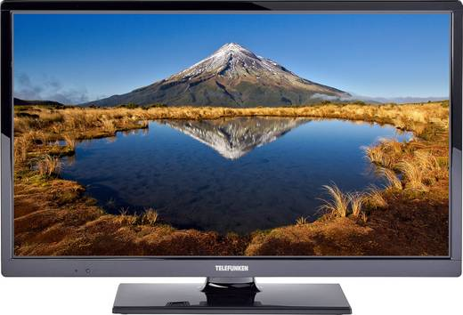 telefunken b24h340a led tv 61 cm 24 zoll eek a dvb t2. Black Bedroom Furniture Sets. Home Design Ideas