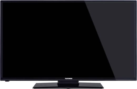 Telefunken B43F545B LED-TV 109 cm 43 Zoll EEK A++ (A++ - E) DVB-T2, DVB-C, DVB-S, Full HD, Smart TV, WLAN, CI+ Schwarz